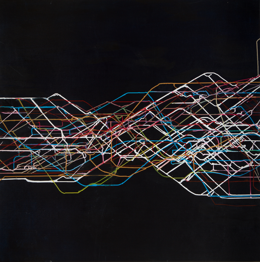 Interference Field by Antonietta Grassi.